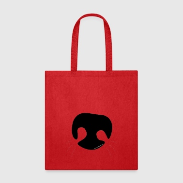 Nose Dog Nose - Tote Bag