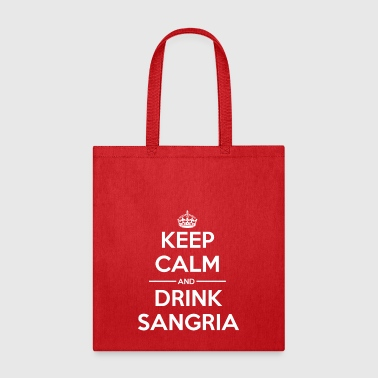 Sangria Drink Shirt - Tote Bag