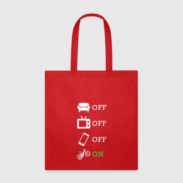 Off Off Off On - Tote Bag