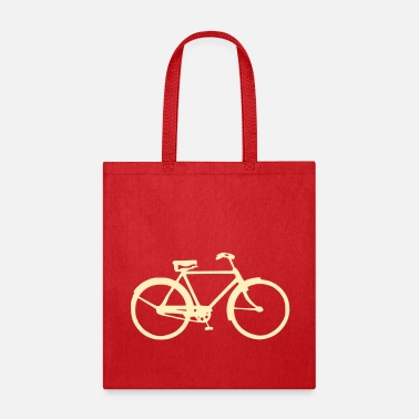 Vintage vintage bike - Tote Bag