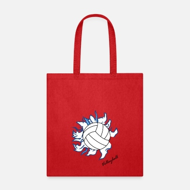 Volley Volley ball - Tote Bag