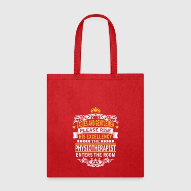 Physiotherapist PHYSIOTHERAPIST - Tote Bag
