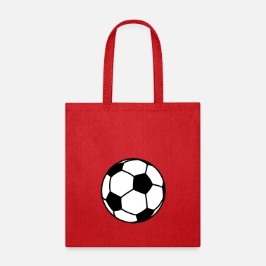 Soccer football / ball / soccer ball 2c - Tote Bag