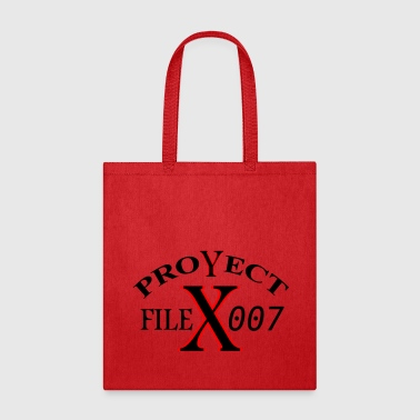 PROJECT X - File 007 - Tote Bag