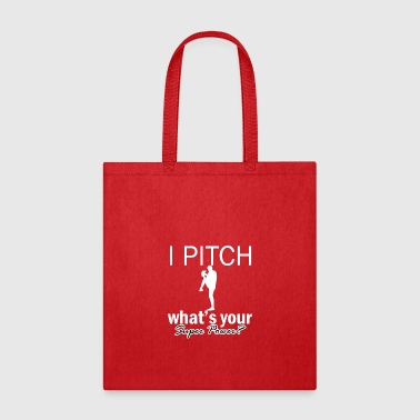 pitch design - Tote Bag