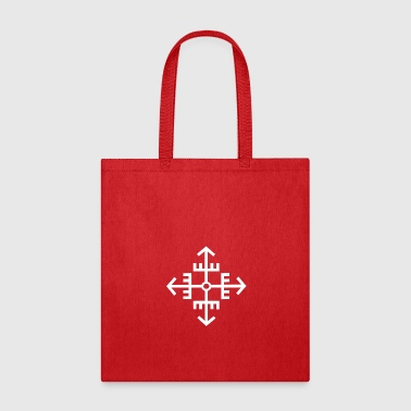 love talisman white - Tote Bag