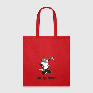 Rally Bear - Tote Bag