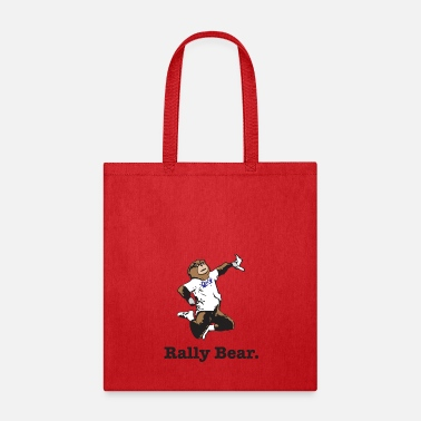 Rally Rally Bear - Tote Bag