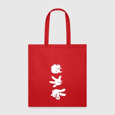 Paper Rock Paper Scissors - Tote Bag