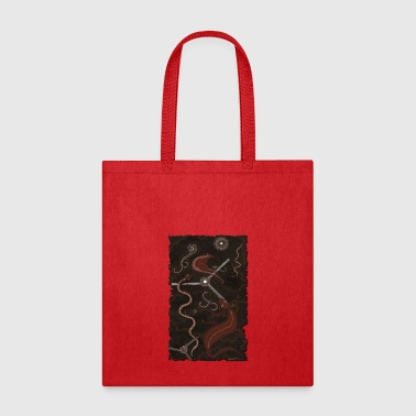 Three Billabongs - Tote Bag