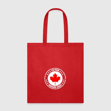 Harbour I'm from HARBOUR GRACE - Tote Bag