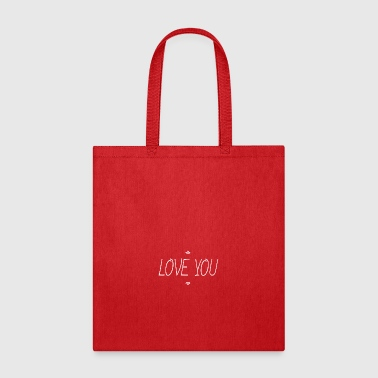 Love you - Tote Bag
