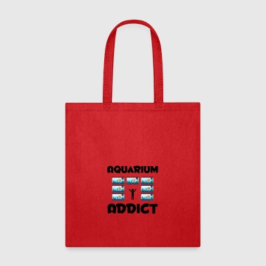 Aquarium Addict - Tote Bag