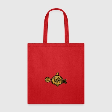 Gold Fish - Tote Bag