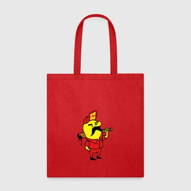 Bad The Bad - Tote Bag