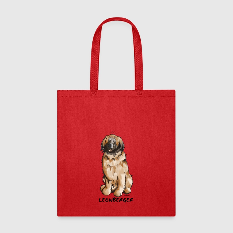 Leon the Leonberger - Tote Bag