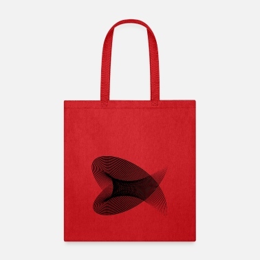 Hypnotic Hypnotic Tunnel - Tote Bag