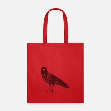 Crow The crow - Tote Bag