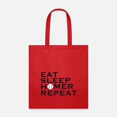 Homer Eat, Sleep, Homer, Repeat - Tote Bag