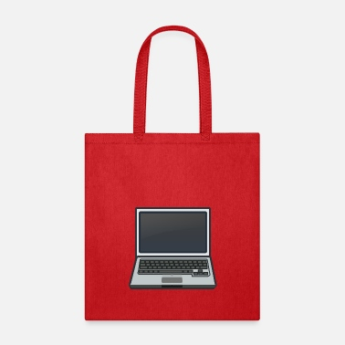 Computer Computer Laptop Notebook Gift Present - Tote Bag