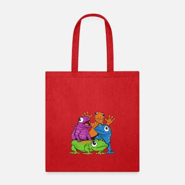 Lizard Lizards - Tote Bag