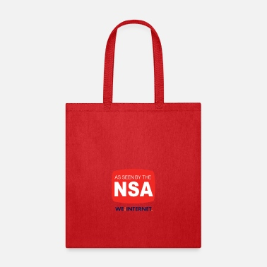 Nsa As Seen by the NSA - Tote Bag