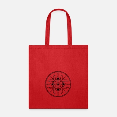 Circle The circle - Tote Bag