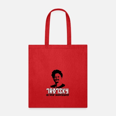 Homeboy Trotsky is my homeboy - Tote Bag