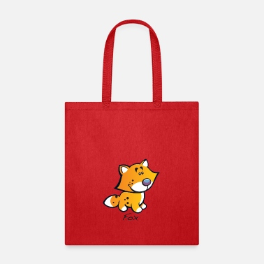 Fox Collection - Tote Bag