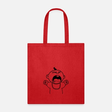 Yell Yelling Baby - Tote Bag
