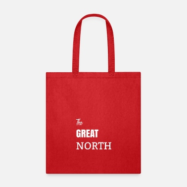 North Sea The GREAT NORTH - Tote Bag