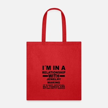 Jewelry relationship with JEWELRY MAKING - Tote Bag