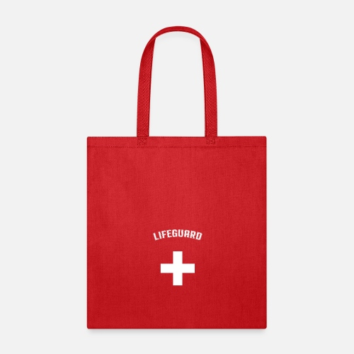 c49eb9c1bb1 Lifeguard Tote Bag