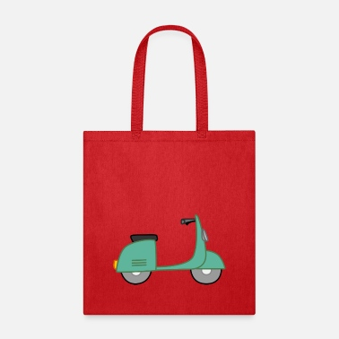 Moped moped - Tote Bag