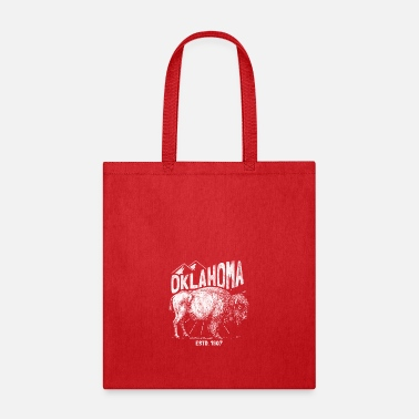 Indigenous Shirt for indigenous americans - Oklahoma - Tote Bag