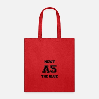 The Maze Runner Newt A5 The Glue Newtmas Thomas Maze Runner Movie - Tote Bag