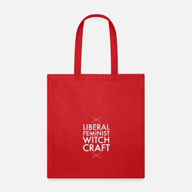 Feminist Liberal feminist witch craft - Tote Bag