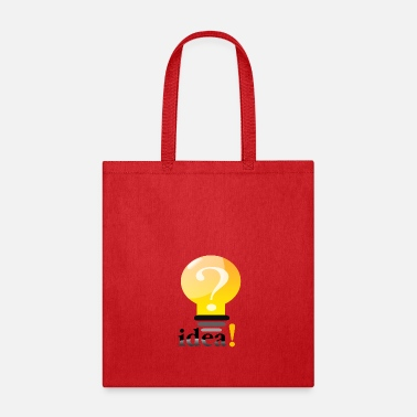 Idea Idea - Tote Bag