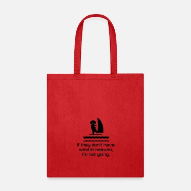 Wind Wind Surfing - Tote Bag