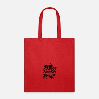 Cross Country Cross-Country - Tote Bag