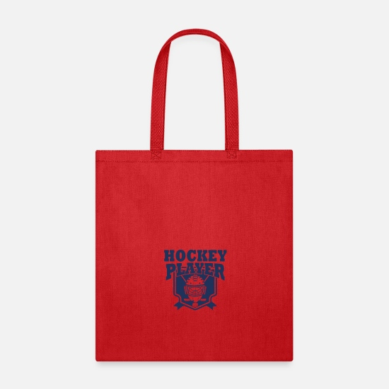 Field Bags & Backpacks - Field Hockey Field Hockey Field Hockey - Tote Bag red