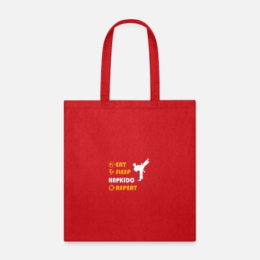Aikido Hapkido - present for men and women - Tote Bag