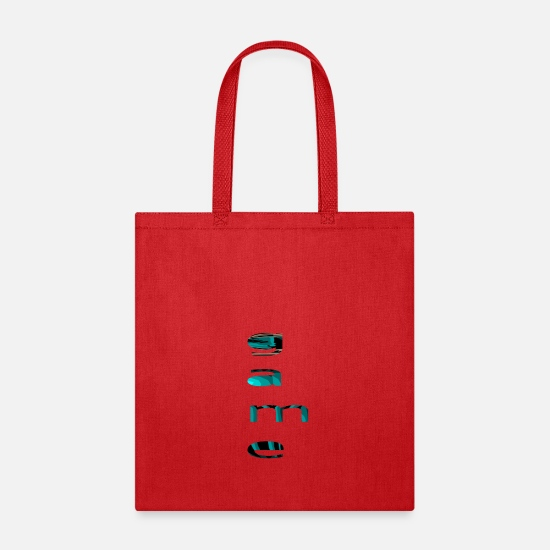 Game Bags & backpacks - game - Tote Bag red