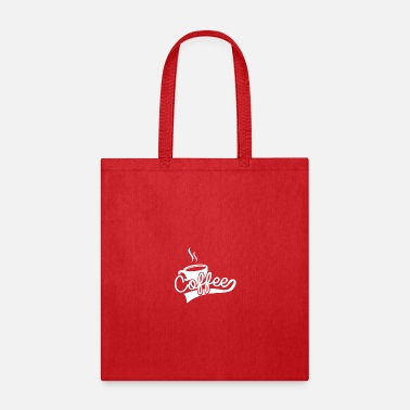 Graphic Coffee Graphic - Tote Bag