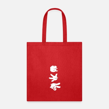 Rock Paper Scissors Rock Paper Scissors - Tote Bag