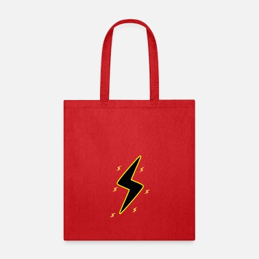 High Voltage high voltage - Tote Bag