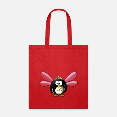 Tux tux fairy penguin - Tote Bag