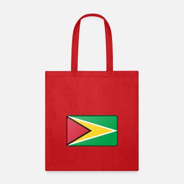 Guyana Guyana Flag - Tote Bag