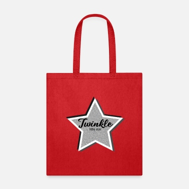 Little Stars twinkle little star - Tote Bag