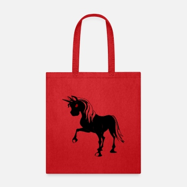 Scary Unicorn - Tote Bag
